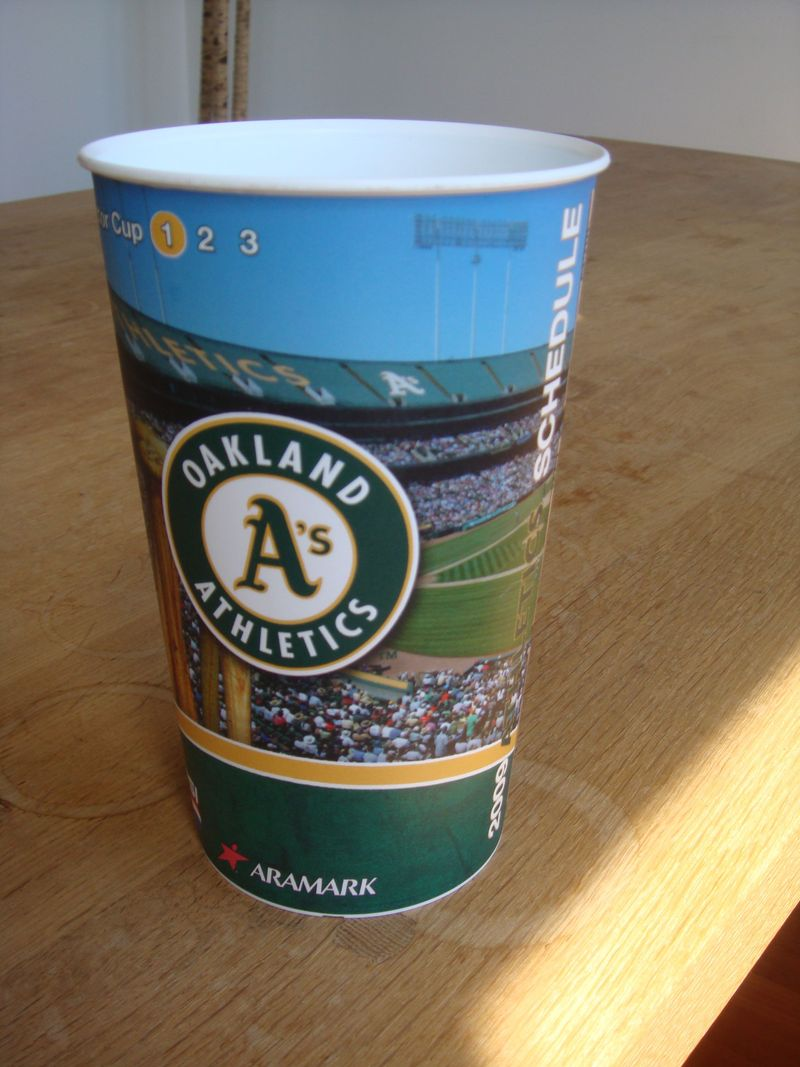 A's cup